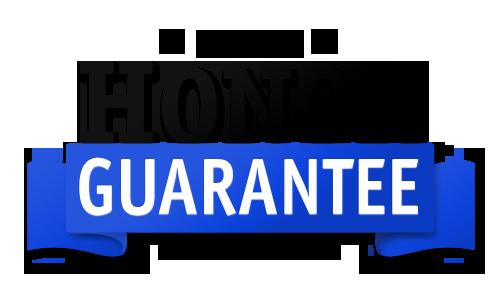 InterNACHI honor guarantee